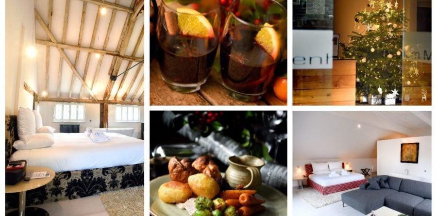 Gift ideas – festive breaks and courses at Tuddenham Mill in Suffolk