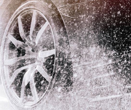 8 Top Tips for Winter Road Safety