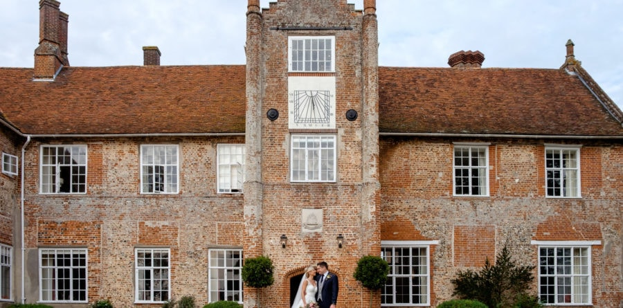 Magnificent Bruisyard Hall opens doors for Spring Wedding Open Day