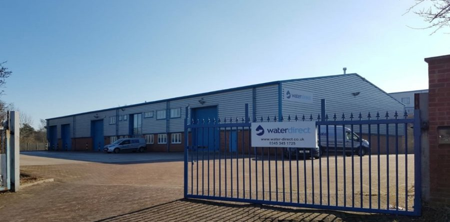 New £1million Eco-Depot for Water Direct