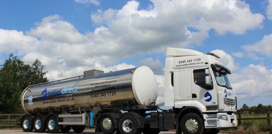 Water Direct is Shortlisted for National Award