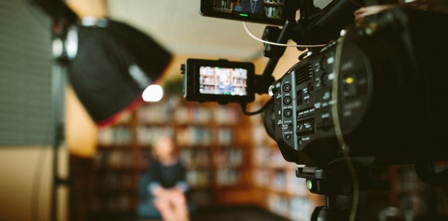 6 SURE-FIRE TIPS TO HELP YOU RELAX WHEN BEING INTERVIEWED FOR VIDEO