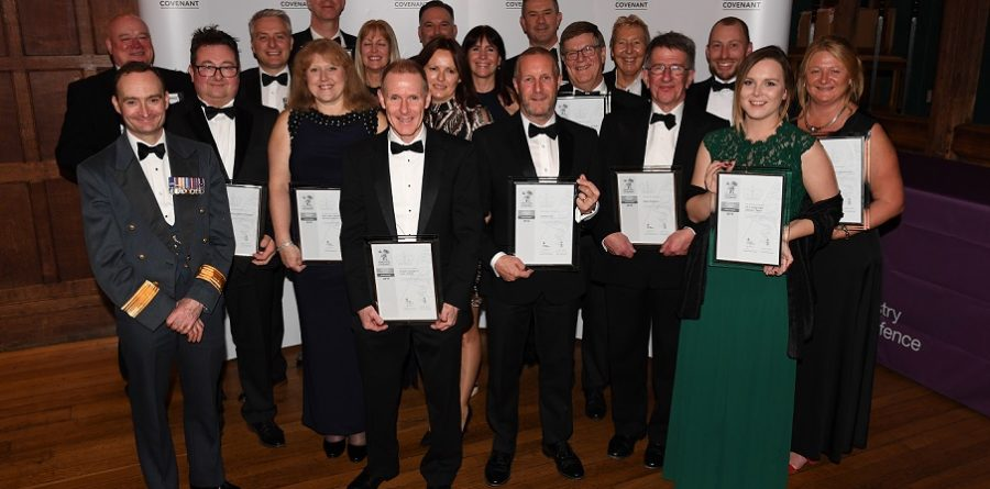 Drain Doctor Anglia awarded for its support to the Armed Forces