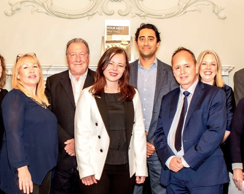 New Board Members Aiming to 'Shape the Future' Of Colchester Business Support