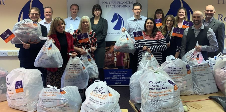 How your winter clear-out can make a difference to families in your area