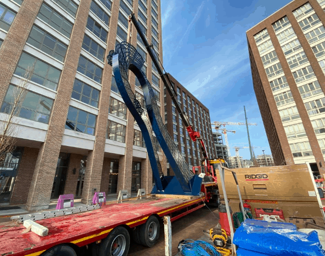 A towering achievement as JMS unravels the issues of installing a new London landmark