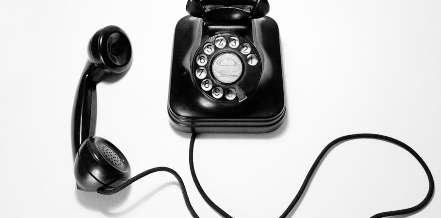 Normal landlines will no longer be used