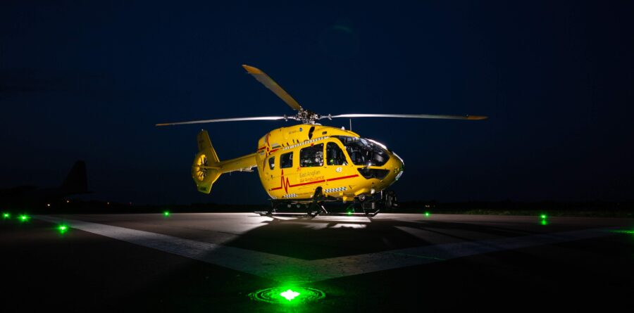 Air Ambulance reveals 24/7 plans are still a reality despite challenging year