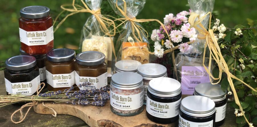 Suffolk Barn Company launches range of luxury, natural products