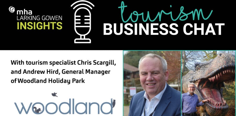 New podcast series launch: Tourism Business Chat