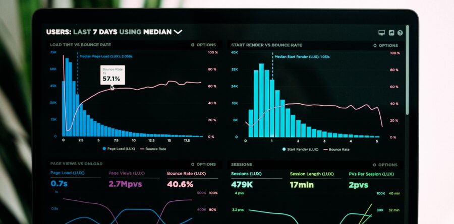 Dashboarding is a key method of efficiently analysing your data