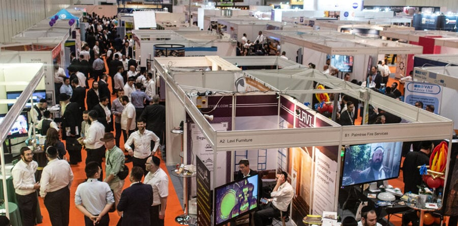 Get your stand ready for JTrade without blowing your budget