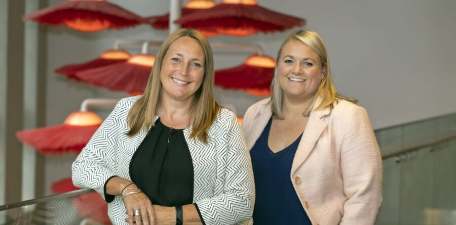 Award-winning communications agency promotes from within