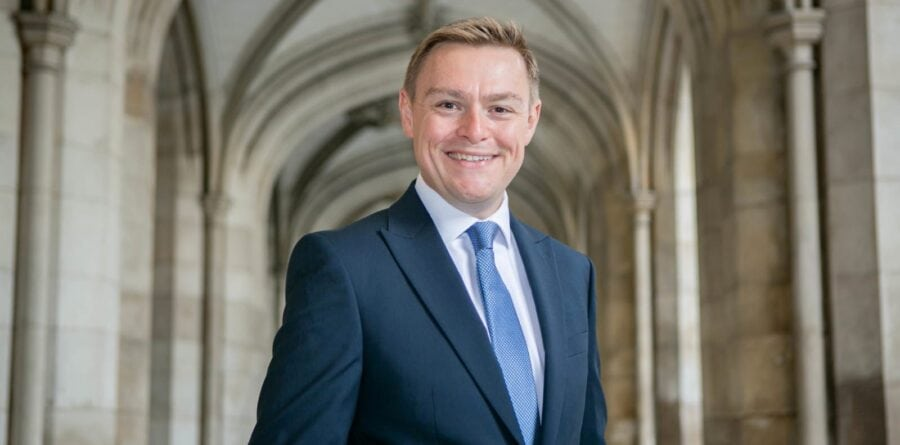 MP Will Quince to speak at free Colchester business event